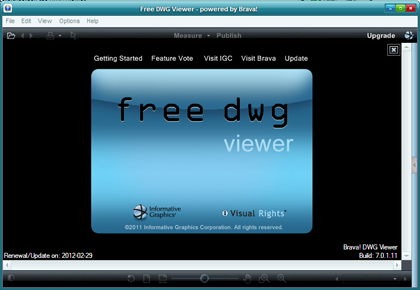 Free DWG Viewer 7.1.1.11