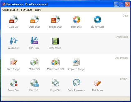 BurnAware Professional 6.4