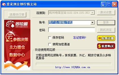 同花顺免费股票软件 8.20.77