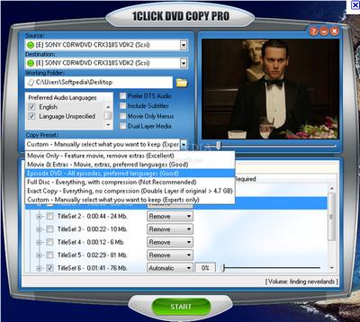 1Click DVD Copy 5.9.7.0