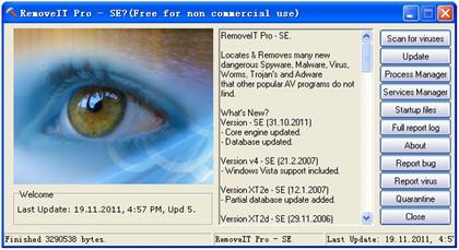 RemoveIT Pro v4 - SE 19.11.2012