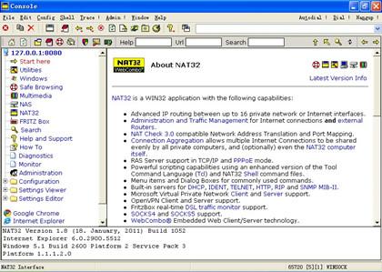 NAT32 Enhanced 2.2 Build 22014