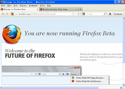 Firefox for Linux 30.0